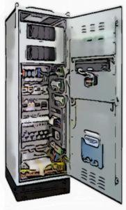 Шкаф оперативного тока ШОТ